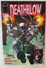 Deathblow #4 1994 NM signed