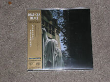 Dead Can Dance - WITHIN THE REALM OF A DYING SUN - SACD - Sealed.  MFSL  Import.