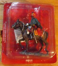Del Prado Cavalry of the Napoleonic Wars - Trumpeter ,5th.Reg.Austrian Hussars.