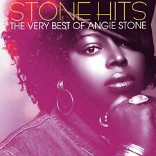 Angie Stone - Stone Hits: The Very Best Of Angie Stone (2005)  CD NEW SPEEDYPOST