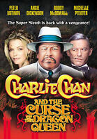Charlie Chan and the Curse of the Dragon Queen (DVD, 2006) ***FREE SHIPPING***