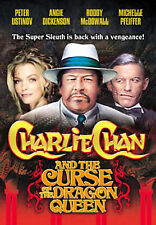 NEW DVD PG - Charlie Chan and the Curse of the Dragon Queen: Ustinov Dickenson