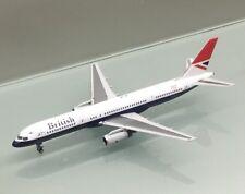 NG model 1/400 British Airways Boeing 757-200 G-CPET Negus metal miniature