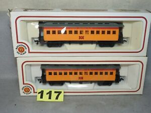 BACHMANN HO SCALE #72901 47' UNION PACIFIC OLD TIME PASSENGER COACHES L.N.