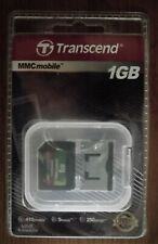 Transcend MMCmobile 1GB TS1GRMMC4