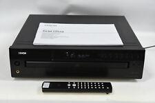 Denon DCM-500AE 5 Disc CD Player Component & Remote (C)