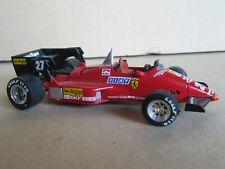 Brumm R142 Italien Ferrari 126 C4 F1 Season 1984 #27 Alboreto 1:43