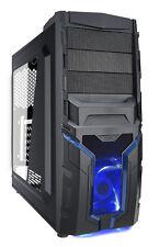 Linkworld Azza PC Case | Draco 207 | Gaming | Plexiglas | Gehäuse | USB 3.0