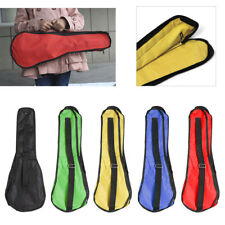 "Soft Backpack Nylon Shoulder Bag Case Protector for 21"" 23"" Ukulele Small Guitar"
