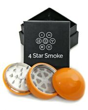Dragon Ball Z Spice Grinder/ 3 Piece Grinder by 4 Star Smoke with black gift box