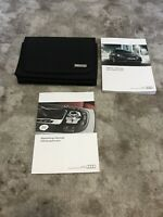 2015 Audi RS 5 Coupe Owners Manual With Case And Navigation OEM Free Shipping
