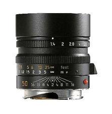 Leica M-Anschluss und 50mm Brennweite