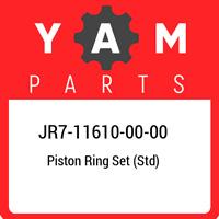 JR7-11610-00-00 Yamaha Piston ring set (std) JR7116100000, New Genuine OEM Part