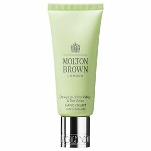 Molton Brown Hand Cream Dewy Lily of The Valley & Star Anise 40ml Shea Butter