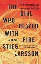 The Girl Who Played with Fire (Millennium Series) by Stieg Larsson