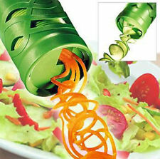Vegetable Fruit Veggie Twister Cutter Slicer Processing Kitchen Tool HOT #