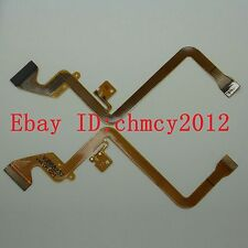 LCD Flex Cable For Panasonic AG-HPX500MC AG-HPX600MC AG-HVX203AMC Repair Part