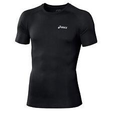 ASICS Herren-Sport-Shirts mit kurzen Ärmeln