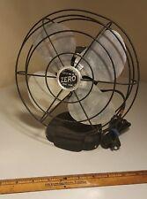 Vintage ZERO Fan 8 inch Model 1250R Canada