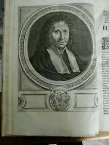 Benedicti  Averanii  Opera Latina 1717