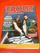 June Trout Fisherman Fishing Sports Magazines