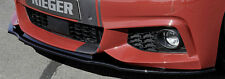 BMW Rieger OEM F32 F33 F36 4 Series Front Spoiler Lip For M Sport Front Bumper