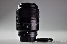 NIKON AF MICRO NIKKOR 105mm f/2.8 Excellent