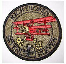 Patch Aufnäher Phantom F-4F F4-F F4 JG71 Richthofen Seven Eleven