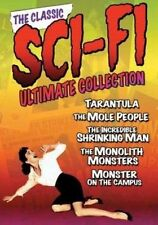 The Classic Sci-fi Ultimate Collection V1 Tarantula Mole People Shrinking Man R1