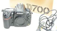 Nikon D700 Body 12,1 MP DSLR Kamera body, FX, Auslösungen/shutter count 102115