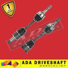 BRAND NEW CV JOINT DRIVE SHAFT Suzuki Vitara 1.6L 4cyl 88-97 (PAIR)