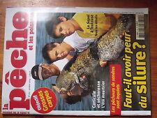 $$ Revue peche et les poissons N°701 grosses carpes  Toulouse  silure  canicule