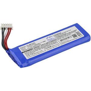 Speaker Battery for JBL GSP872693 01 Flip 4 Special Edition CS-JMF310SL 3000mAh
