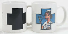 Wonder Mugs Color Changing Nurses Coffee Cup Mug