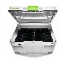 Festool Systainer T-Loc 3 SYS STF D150 497690 - für Schleifscheiben RO 150 ETS