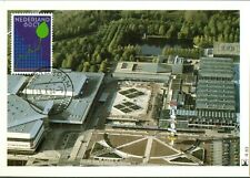Nederland Maximumkaart(en) R83 W afgestempeld op 1e dag van uitgifte 1984
