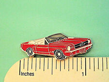 '65 1965 Ford MUSTANG convertible - hat pin , lapel pin , tie tac  GIFT BOXED