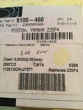 YAMAHA LT100 2 3 Mx DT  WISECO PISTON KIT VINTAGE  AHRMA  235P4