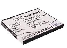 3.7 V Batteria per LG DoublePlay, Stella, P990, Optimus Speed, P920 LI-ION NUOVA