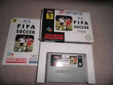 Action/Adventure Football Nintendo SNES Video Games