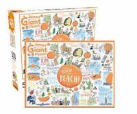 Roald Dahl James Et Géant Peach 500 Pièce Puzzle 480mm x 350mm (NM)