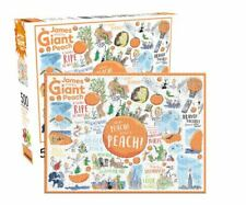 Roald Dahl James and The Giant Peach 500 piece jigsaw puzzle 480mm x 350mm  (nm)