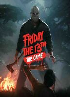Friday the 13th: The Game STEAM ACCOUNT [FAST DELIVERY!]