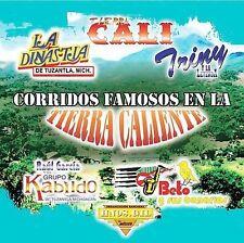 Corridos Famosos En La Tierra Caliente 2008 by Corridos Famosos En L -exlibrary-