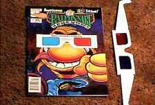 RALPH SNART ADVENTURES 3-D #24 COMIC BOOK WITH GLASSES NM
