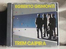 EGBERTO GISMONTI - TREM CAIPIRA CD NEAR MINT