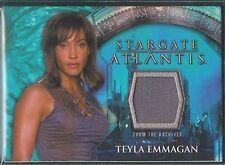 Stargate Atlantis 3&4 Costume Card Teyla Emmagan 1