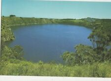 Australia The Blue Lake At Mt Gambier SA  Postcard 025a