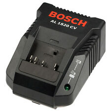 BOSCH AL1820CV Chargeur Rapide Li-Ion 14,4V/18V