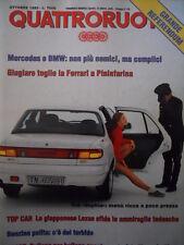 Quattroruote 456 1993 - Giugiaro toglie Ferrari a Pininfarina   [Q37]